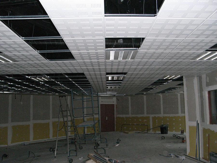Les autres activit s de l 39 entreprise pe ra de 83089 toulon - Faux plafond industriel ...